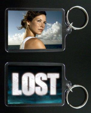 LOST keychain / keyring KATE AUSTEN Evangeline Lilly 1