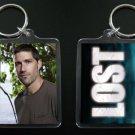 LOST keychain keyring JACK SHEPHARD MATTHEW FOX 1