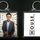 HOUSE MD keychain / keyring HUGH LAURIE Dr Greg House 3