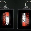 CRIMINAL MINDS keychain / keyring