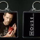 HOUSE MD keychain / keyring HUGH LAURIE Dr Greg House 7