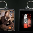 CRIMINAL MINDS Dr. Spencer Reid keychain / keyring MATTHEW GRAY GUBLER 6