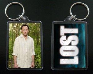 LOST keychain / keyring BEN LINUS Michael Emerson 2