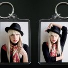 LADY GAGA 2-sided acrylic keychain / keyring Bad Romance #3