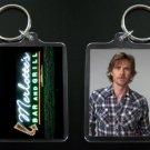 TRUE BLOOD keychain keyring SAM MERLOTTE Sam Trammell