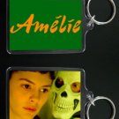 AMELIE POULAIN keychain / keyring AUDREY TAUTOU