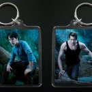 TRUE BLOOD keychain / keyring BILL COMPTON and ERIC NORTHMAN