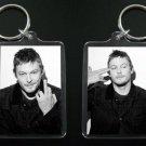 NORMAN REEDUS keychain / keyring DARYL DIXON Walking Dead / Boondock Saints