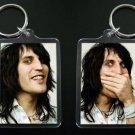 MIGHTY BOOSH keychain  keyring VINCE NOIR Noel Fielding 2