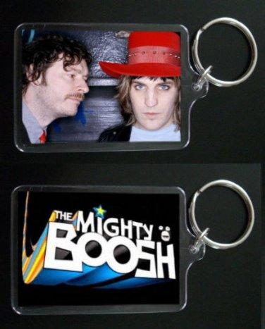 MIGHTY BOOSH keychain / keyring VINCE NOIR Howard Moon 5