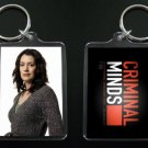CRIMINAL MINDS keychain PAGET BREWSTER Emily Prentiss
