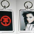 Tokio Hotel keychain / keyring Bill Kaulitz  *HOT*