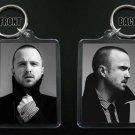 AARON PAUL keychain / keyring BREAKING BAD Jess Pinkman 2