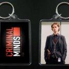 CRIMINAL MINDS keychain / keyring SPENCER REID Matthew Gray Gubler  3
