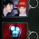 MIGHTY BOOSH keychain / keyring VINCE NOIR Howard Moon 3