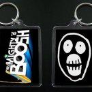 MIGHTY BOOSH keychain / keyring VINCE NOIR Howard Moon 2