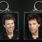 JON BON JOVI  2-sided keychain / keyring *HOT*