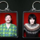 MIGHTY BOOSH keychain / keyring VINCE NOIR Howard Moon