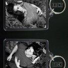 JENSEN ACKLES keychain / keyring SUPERNATURAL Dean Winchester 3