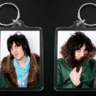 MIGHTY BOOSH keychain  keyring VINCE NOIR Noel Fielding