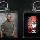 CRIMINAL MINDS keychain / keyring DEREK MORGAN Shemar Moore 4
