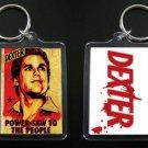 DEXTER MORGAN keychain / keyring Michael C Hall #2
