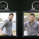JENSEN ACKLES keychain / keyring SUPERNATURAL Dean Winchester 2
