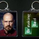 BREAKING BAD keychain / keyring Bryan Cranston WALTER WHITE