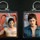NORMAN REEDUS keychain / keyring DARYL DIXON Walking Dead / Boondock Saints 2