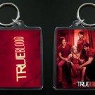 TRUE BLOOD keychain / keyring Eric Northman Bill Compton Alcide Herveaux
