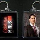 CRIMINAL MINDS Aaron HOTCH Hotchner keychain / keyring THOMAS GIBSON 3