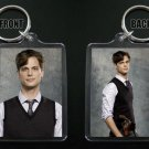 CRIMINAL MINDS keychain / keyring SPENCER REID Matthew Gray Gubler 12