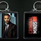 CRIMINAL MINDS keychain / keyring DEREK MORGAN Shemar Moore 3