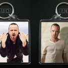 BREAKING BAD keychain / keyring Aaron Paul JESSE PINKMAN 6