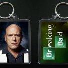 BREAKING BAD keychain / keyring HANK SCHRADER Dean Norris
