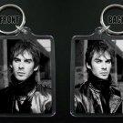 IAN SOMERHALDER keychain / keyring VAMPIRE DIARIES Damon Salvatore
