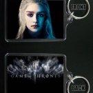GAME OF THRONES keychain / keyring DAENERYS TARGARYEN Emilia Clarke