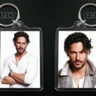 JOE MANGANIELLO keychain / keyring TRUE BLOOD Alcied Herveaux MAGIC MIKE 2