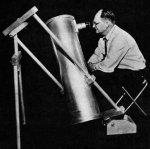 Vintage Telescope Plans - 7 different