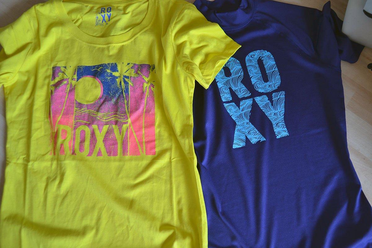 Roxy T-Shirt #2