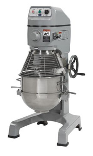 Used Hobart 60 Qt Commercial Pizza Bakery Dough Mixer