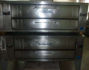 USED Bakers Pride Y600 Pizza Oven Ovens (doublestack)