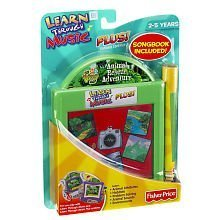 Learn Through Music Plus - Go Diego Go Cartridge Animal Adventures