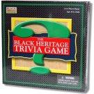 Pressman Black Heritage Trivia Game