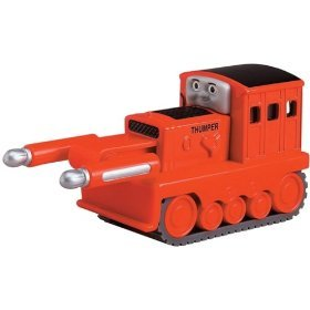 Take-Along Thomas - Thumper Die-Cast Vehicle