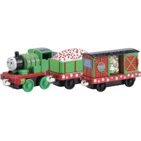 Take Along Thomas & Friends - Percy and the Holiday Cars 3-Pack