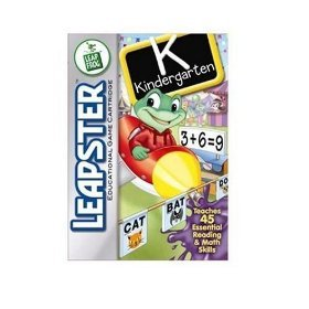 LeapFrog Leapster® Educational Game: Kindergarten
