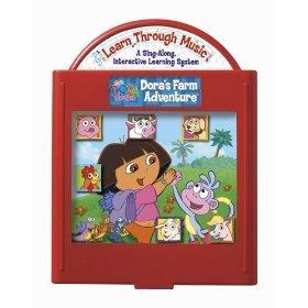 Learn Through Music -Dora's Farm Adventure