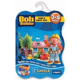 VTech - V.Smile Smartridge Bob the Builder