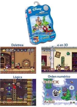 v.smile Disney La Aventura Magica de Mickey Mickey Mouse Smartridge
